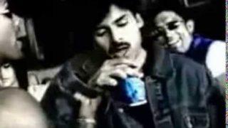 Pawan Kalyan Pepsi AD In 2001